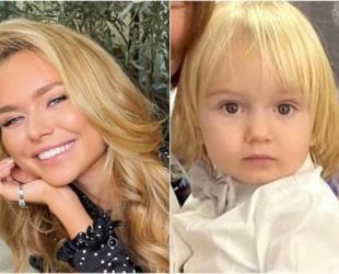 Стефания Маликова показала характер 3-летнего брата