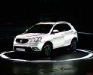 Sollers запустил производство SsangYong New Actyon
