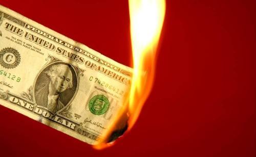 Процесс самоликвидации запущен… Мировой валютный фонд объявил дату похорон доллара?