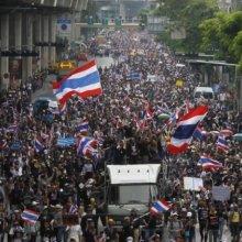 Российский МИД не рекомендует ездить в Бангкок