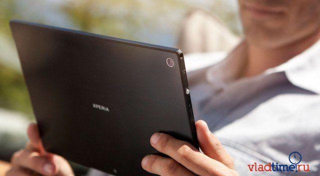 Обнародованы технические характеристики Sony Xperia Tablet Z2