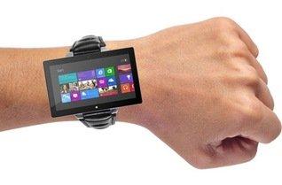 Платформа Android будет задействована в «умных» часах