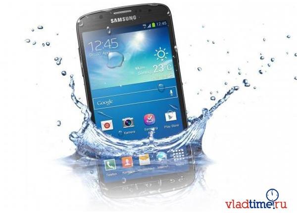 Samsung готовит к выпуску Galaxy S5 Active