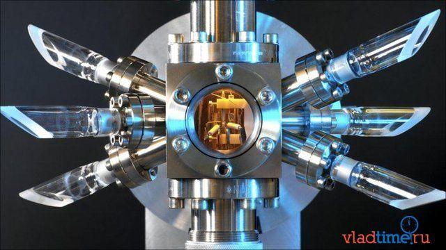 В Америке запущены самые точные атомные часы