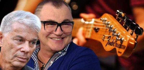 Газманов подвинется! Дибров готовит сына к рокерской карьере thumbnail