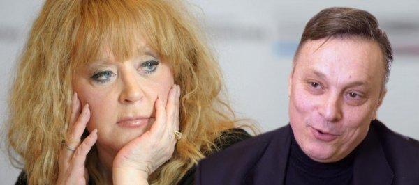 Ласковый лай – Разин добивается возврата «обедневшей» Пугачёвой на сцену? thumbnail