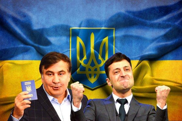 «Недобитый голубь мира»: Дутая фигура Саакашвили поставила крест на дружбе Украины и России?