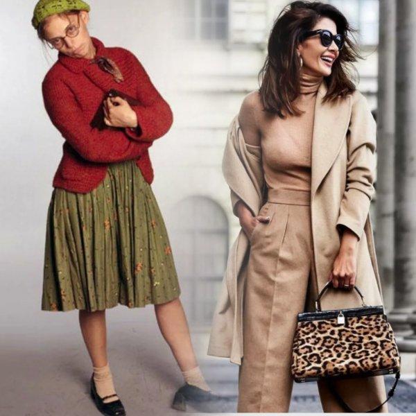 Пережитки прошлого - Какую одежду «запрещено» носить после 30?