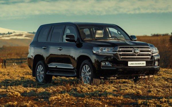 Только арабы способны на такое: Если б подобные Toyota Land Cruiser 200 выпускались с завода, «Лексус» стал бы не нужен