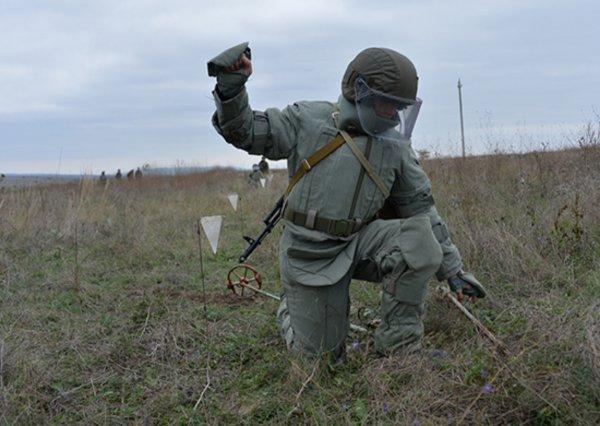 В Ленобласти ликвидировали 166 мин времён ВОВ