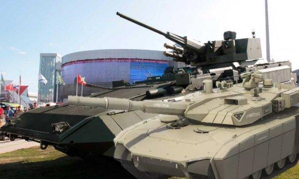 Новый китайский танк MBT-2020 похож на российскую «Армату»