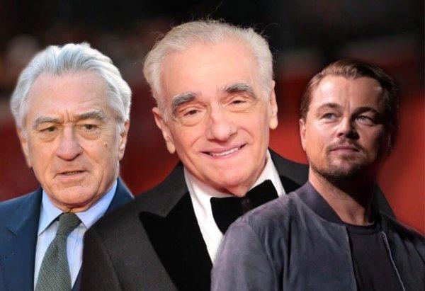 Режиссёр Скорсезе взял в главные роли ДиКаприо и Де Ниро ради Оскара