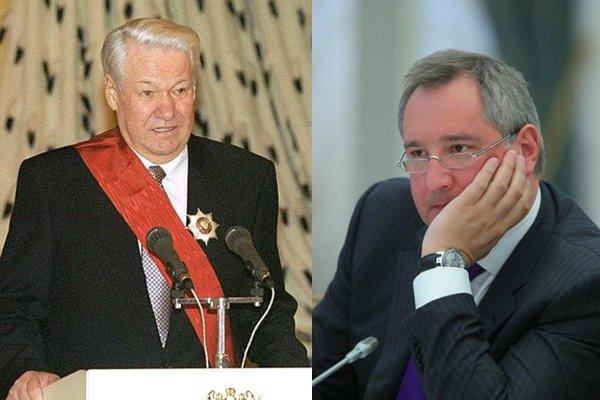 Рогозин назвал Ельцина предателем и националистом, а потом стёр сообщение