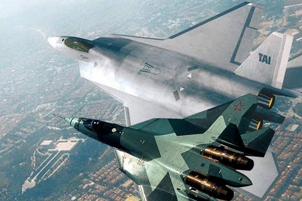 В турецком истребителе TF-X глава ФСВТС увидел конкурента Су-57