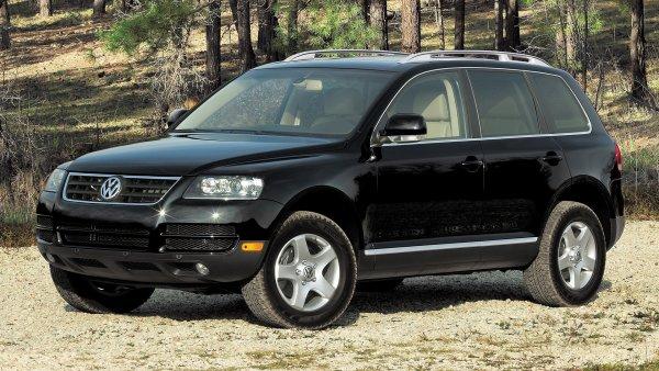 Любимец «сервисменов»: Какие «сюрпризы» принесет Volkswagen Touareg с пробегом