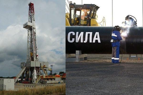 Новый участок «Силы Сибири» построят за 160 млрд рублей