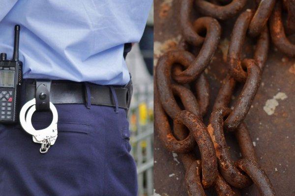 В Гатчине задержан отец прикованного к батарее мальчика