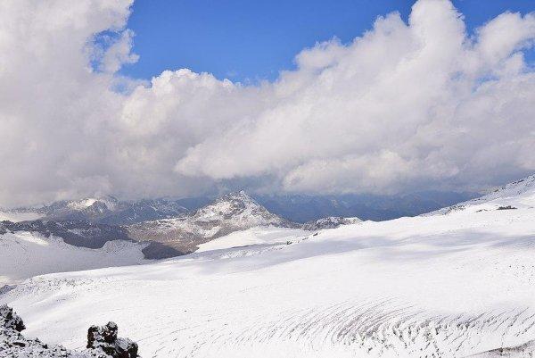 В тибетском леднике нашли 28 неизвестных вирусов