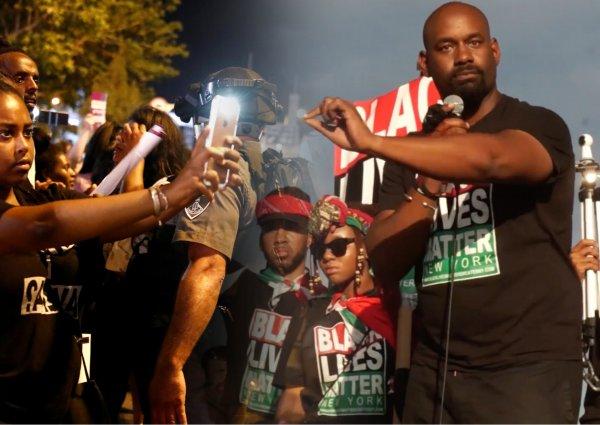 Глава отделения Black Lives Matter пригрозил «сжечь систему» в США