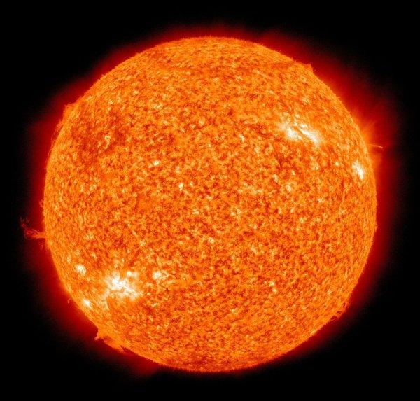 Астрофизики изучили новый тип неуловимых частиц Солнца