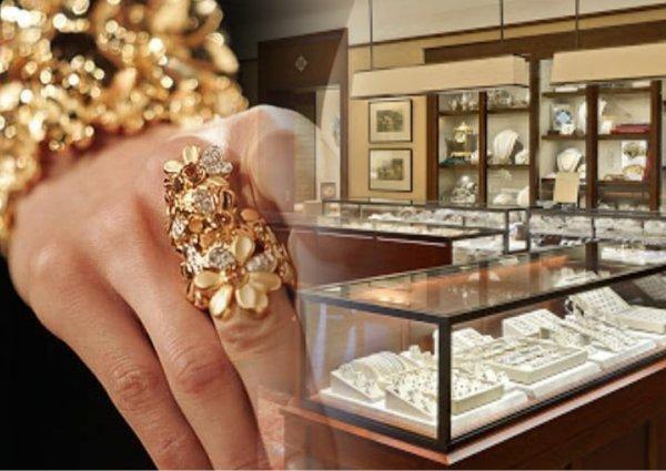 Ювелиры прогнозируют подорожание золотых украшений на треть