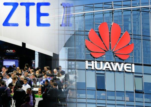 США признали Huawei и ZTE угрожающими национальной безопасности