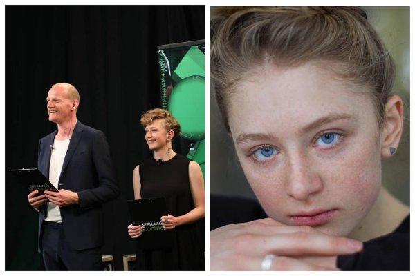 Дочь Сергея Бодрова впервые выступила в роли ведущей