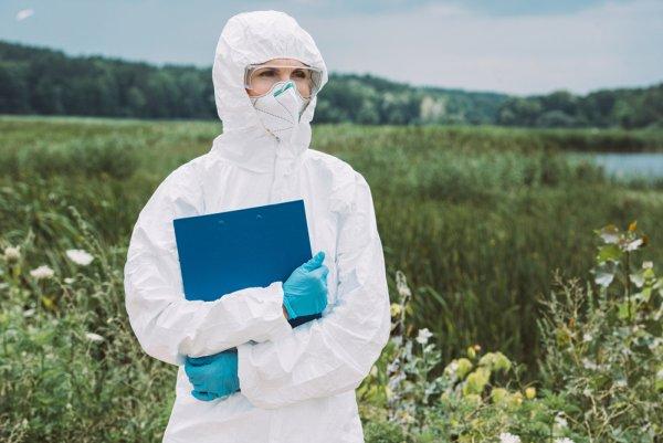 Если для животного проживающие внутри него бактерии безвредны, то у человека они вызывают тяжёлые и неизлечимые болезни; Фото: depositphotos