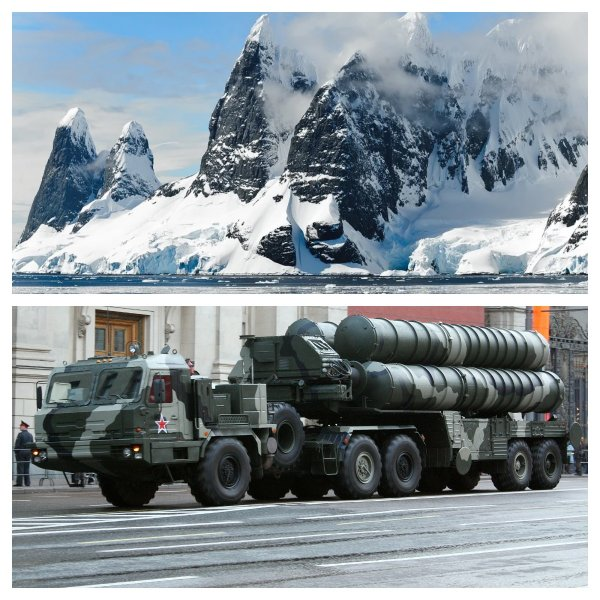 Эксперт назвал защитное вооружение РФ от потенциального удара США в Арктике