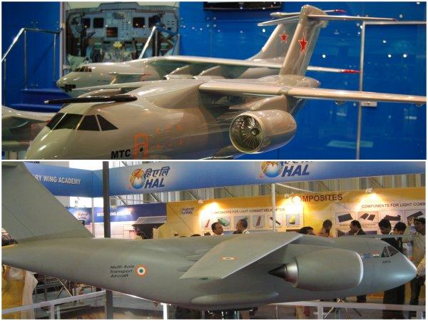 Sina: Индия раскается за отказ от совместного производства Ил-276