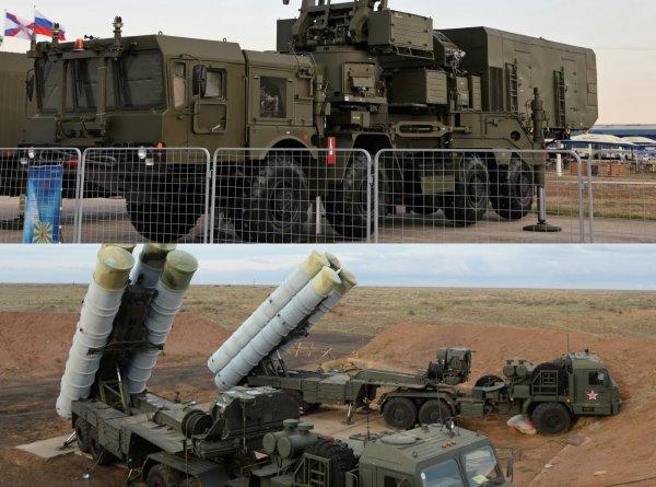 Польские СМИ восхитились сбивающей спутники ЗРК С-500 «Прометей»