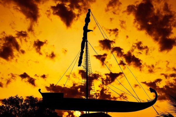 «Мёртвые воды» погубили корабли Клеопатры в 31 году до нашей эры