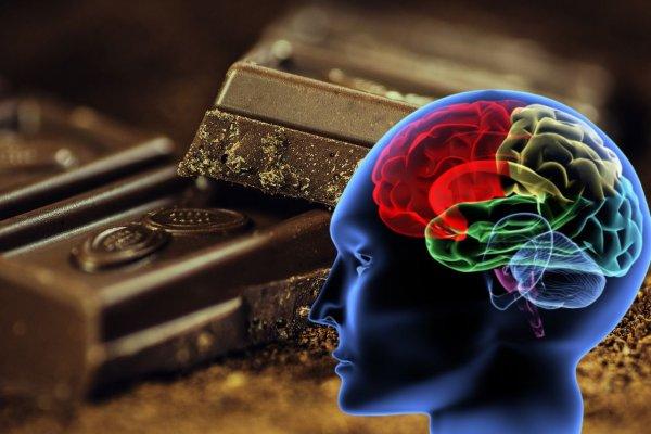 Между кусочком черного шоколада и здоровьем мозга существует прямая связь