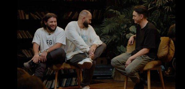 Гостями HammAli & Navai  шоу «ЧБД» не вынесли стул – заставили сидеть на одном