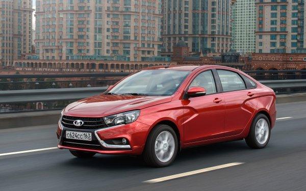 «АвтоВАЗ» обновит LADA Vesta FL2021 форсированным мотором и«Яндекс.Авто»