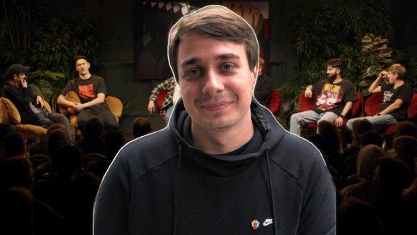 Комик Детков вернулся в Москву после полугода жизни в Киеве. Коллаж: vladtime.ru