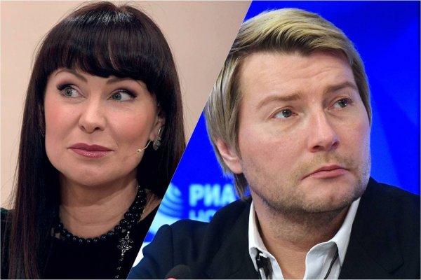 Нонна Гришаева и Николай Басков Фотоколлаж: Владтайм